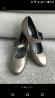 Удобные кожаные туфли на низком каблуке Hotter Конотоп