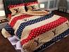 Комплект постельного белья «Луи Виттон флаг» Одесса