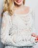 Ажурная блуза Кагарлык