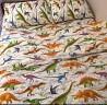 Комплект постельного белья «Динозавры» Одесса